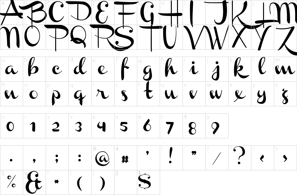 Channel font 1001 free fonts